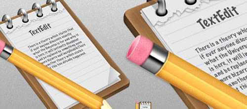 40 Tutorials for Creating Highly Detailed Icon Designs