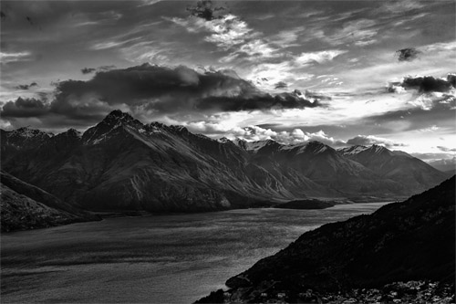 Ben Nevis, Queenstown, NZ by dougi