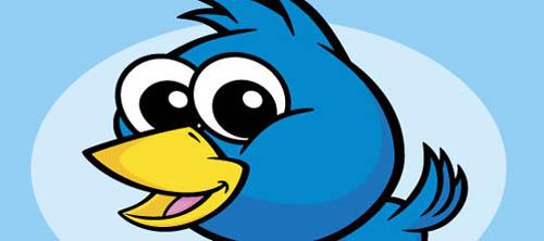 Create A Vector Art Twitter Bird Character Icon In Adobe Illustrator