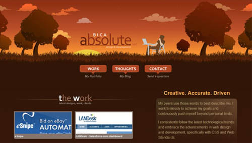 Vector Backgrounds in Web Design: Examples And Best Practices