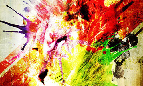 300+ Excellent Photoshop Brushes for Creating Painted Effects