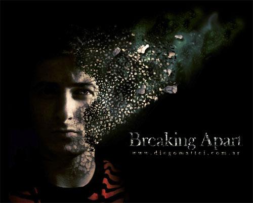 Breaking Apart Effect