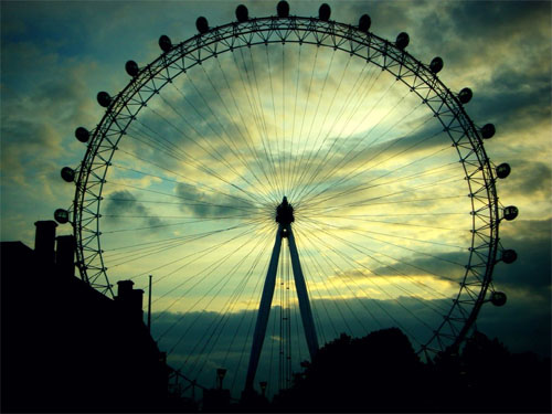 London Eye by ~cryptic-fable
