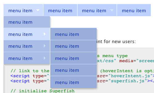 14 Easy to Implement Drop Down Menu Solutions