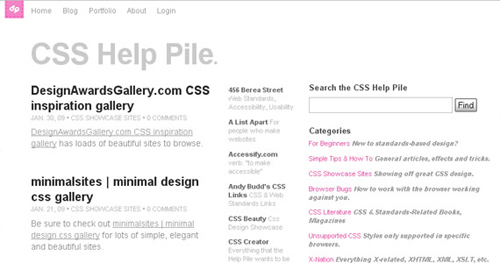 35 Websites To Teach You How To Use CSS Effectively