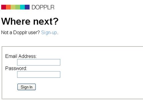 Dopplr.com