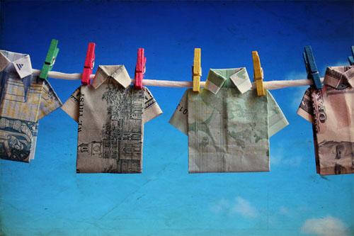 i wish i had origami clothing
