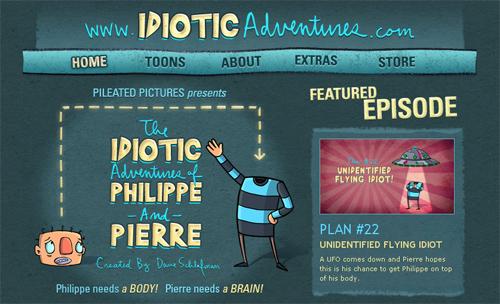 The Idiotic Adventures