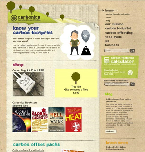 25 Examples of Web 2.0 and Traditional Design Rules Coming Together