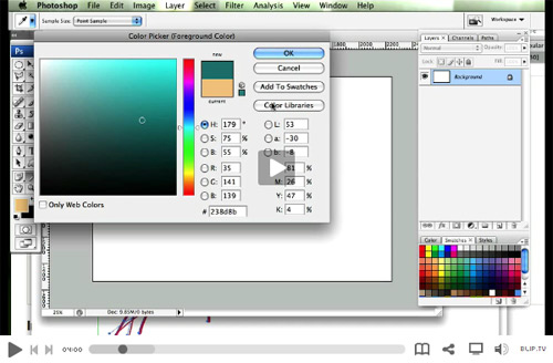 56 Absolutely Brilliant and Intriguing Photoshop Video Tutorials