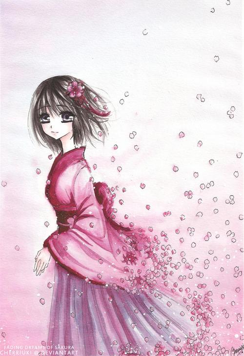 21 Adorable Pieces Of Manga Art 1