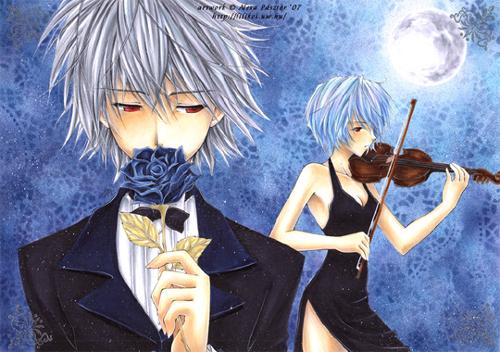 21 Adorable Pieces Of Manga Art 21