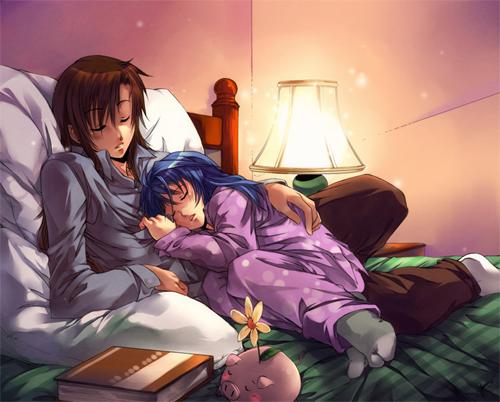 21 Adorable Pieces Of Manga Art 14