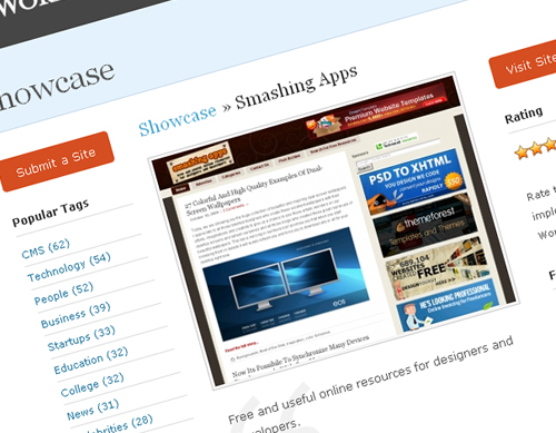 smashingapps-at-wordpress-showcase