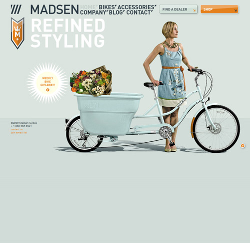 Website Design: Some of the most uniquely designed E-commerce websites