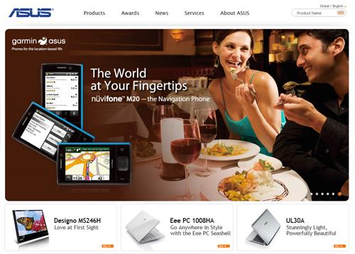 Website Design Showcase Of 21 Popular Brands 19