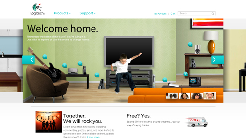 Website Design Showcase Of 21 Popular Brands 1