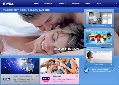 Website Design Showcase Of 21 Popular Brands 7