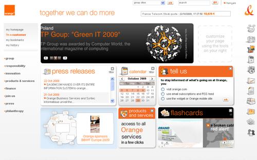 Website Design Showcase Of 21 Popular Brands 6