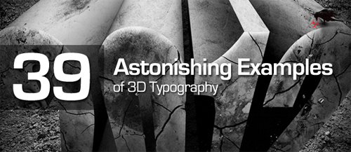 39-Astonishing-Examples-of-3D-Typography