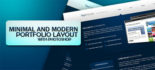 Design-a-Minimal-and-Modern-Portfolio-Layout-with-Photoshop