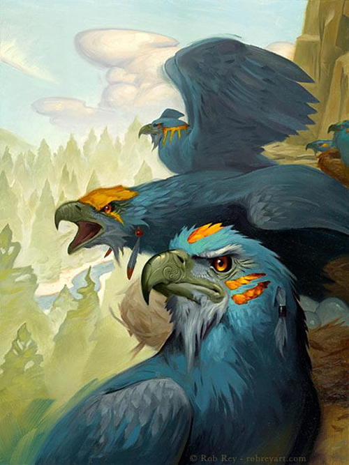 Eagle-Tribe