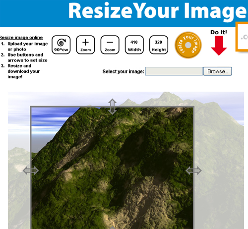 Resize-Your-Image
