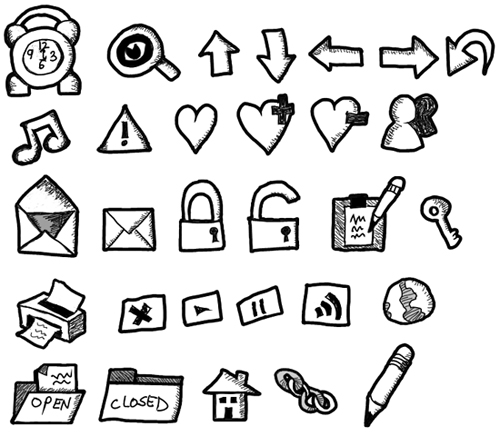 Hand Drawing Style Resources