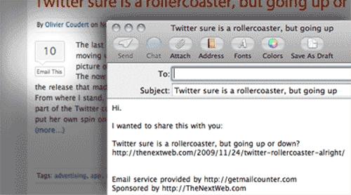 MailCounter