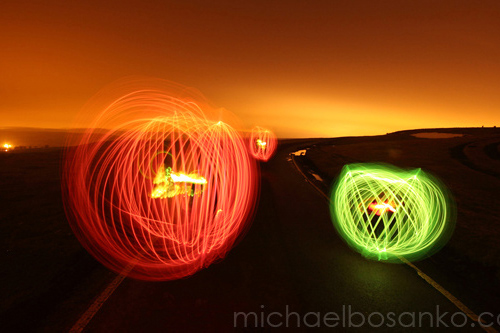 Slow Shutter Photos
