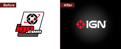 35 Exceptional Logo Rebranding Of 2009 For Your Inspiration 4
