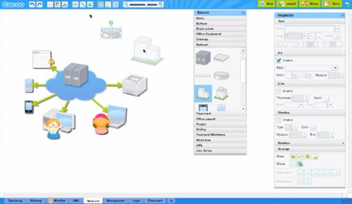 Five Best Online Diagramming Tools 16