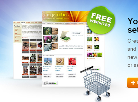 13 Easy And Powerful Website Building Tools To Create Your Free Site 5