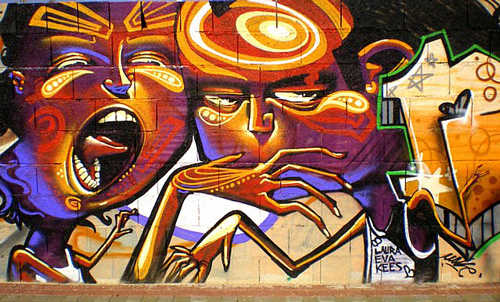 Graffiti Artworks