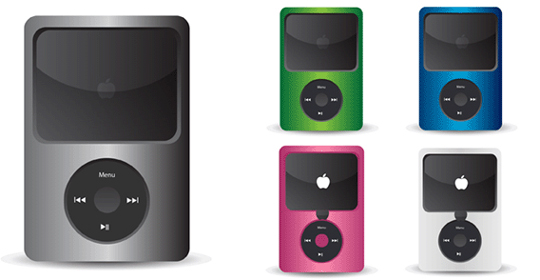 IPod-Vector-Icons