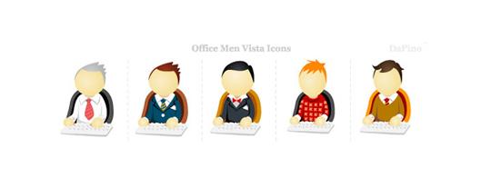 Office-Men-Vista-Icons