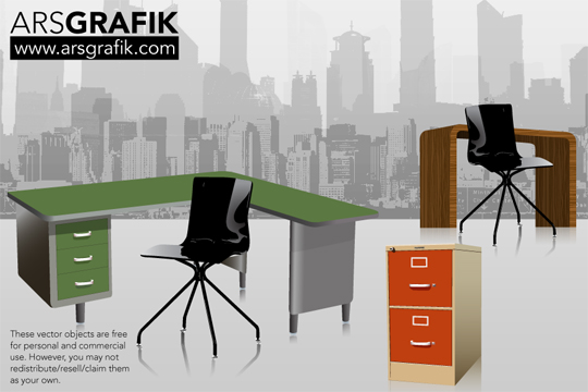 Vector-Office-Furniture