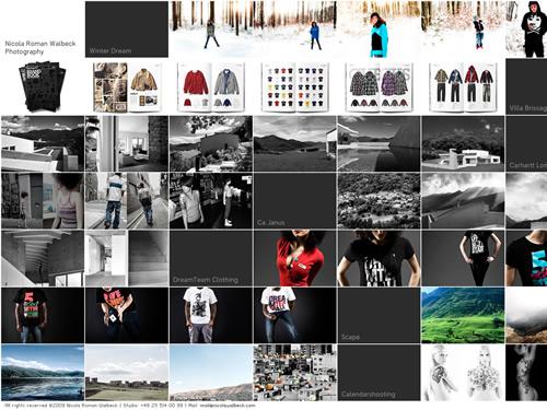 35+ Fantastic Examples Of Beautiful Flash Websites 5