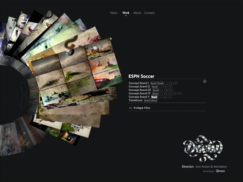 35+ Fantastic Examples Of Beautiful Flash Websites 35