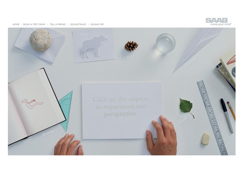 35+ Fantastic Examples Of Beautiful Flash Websites 15