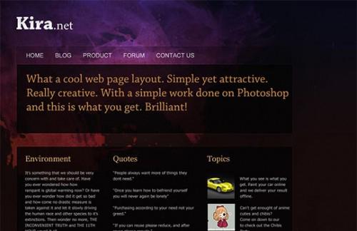10-Free-Professional-PSD-Web-Templates