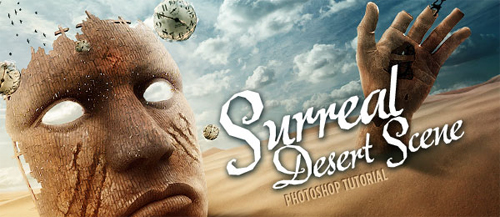 Design-a-Surreal-Desert-Scene-in-Photoshop