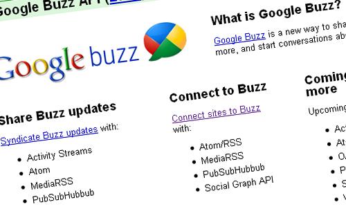 Google-Buzz-API