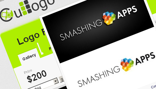 Rush Now To Enter In Logo Redesign Contest For Smashing Apps And Get A Chance To Win $200 5