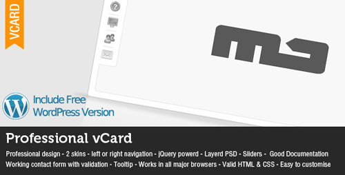 Why You Should Have A vCard And Examples Of Personal vCards To Inspire You 24