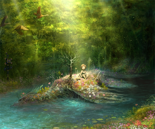 Stunning Pieces Of Digital Art That Would Make You Say 'Wow' 6