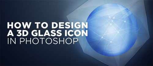 How-To-Design-a-3D-Glass-Icon-in-Photoshop