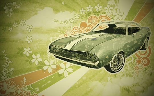 Retro Vintage Wallpapers