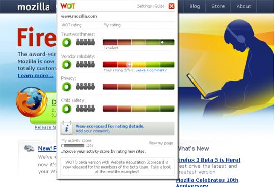 WOT-Safe-Browsing-Tool