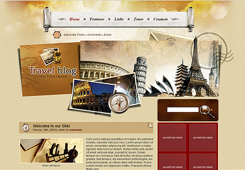 Congratulations To The Winners Of WordPress Theme And jQuery Template By FlashMint 2